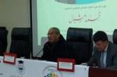 """محاضرة الدكتور محمد مشبال: """"بلاغة الأدب وبلاغة الحجاج: الائتلاف والاختلاف"""""""